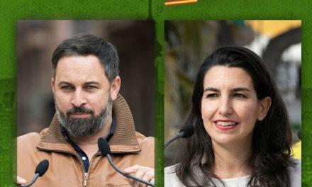 Santiago Abascal y Rocío Monasterio visitan Cercedilla, Guadarrama y San Lorenzo