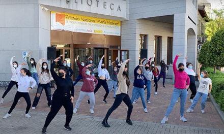 Conmemoración del Día de la Danza en Galapagar