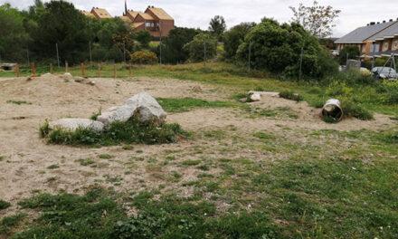 El Grupo Socialista reclama la mejora de las áreas caninas de Torrelodones