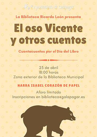 cuentacuentos Biblioteca Ricardo León