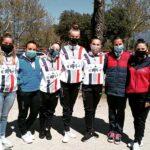 La Escuela de gimnasia rítmica de San Lorenzo estará en el Campeonato de España Base