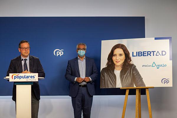 campaña Díaz Ayuso