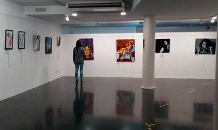 La Casa de Cultura de Guadarrama acoge las obras de mujeres de la Mancomunidad La Maliciosa