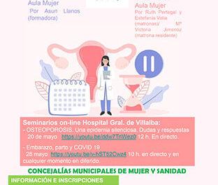 Collado Villalba celebra el Día de Acción para la salud de las mujeres