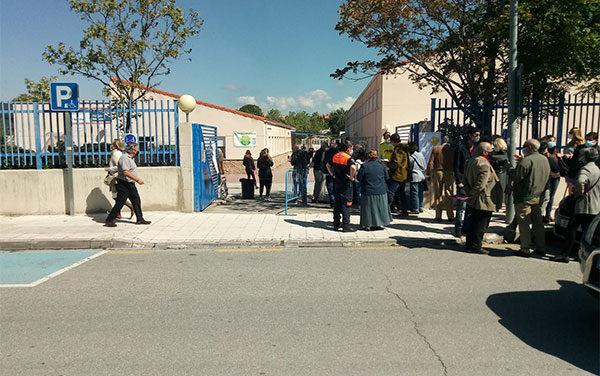 Elecciones 4 de mayo: Las Rozas, Torrelodones y Majadahonda superan el 75% de participación