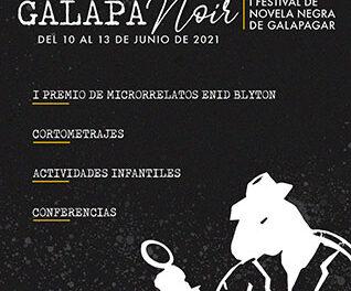 Galapanoir, Festival de novela negra en Galapagar