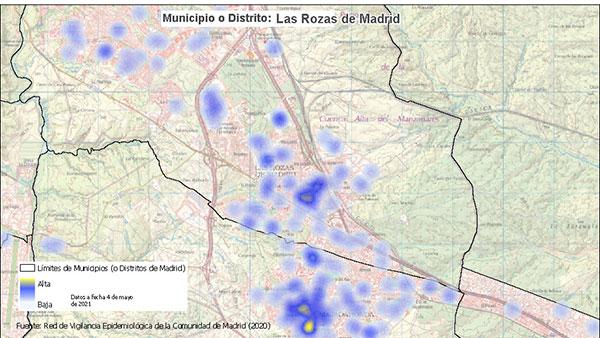 Las Rozas y Majadahonda mantendrán el cierre perimetral hasta el 17 de mayo