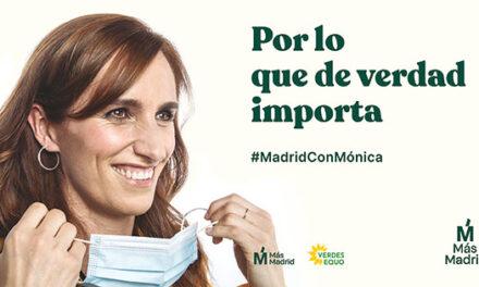 Elecciones 4 de Mayo: Los partidos políticos opinan: Más Madrid