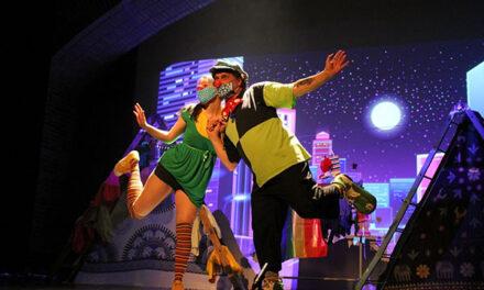 San Lorenzo celebra el Día de la Familia con teatro y juegos en El Parque