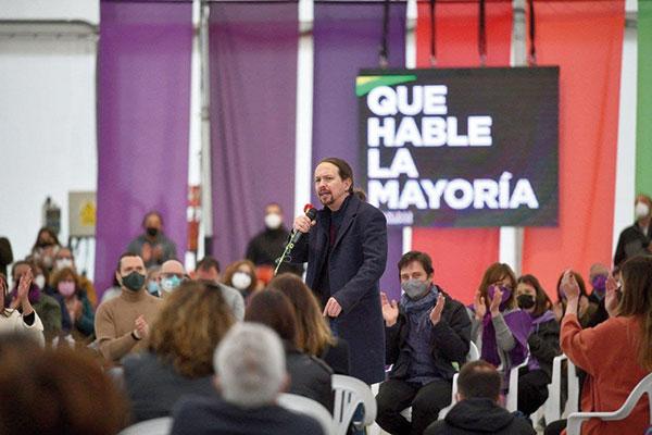 Elecciones 4 de Mayo: los partidos políticos opinan: Unidas Podemos