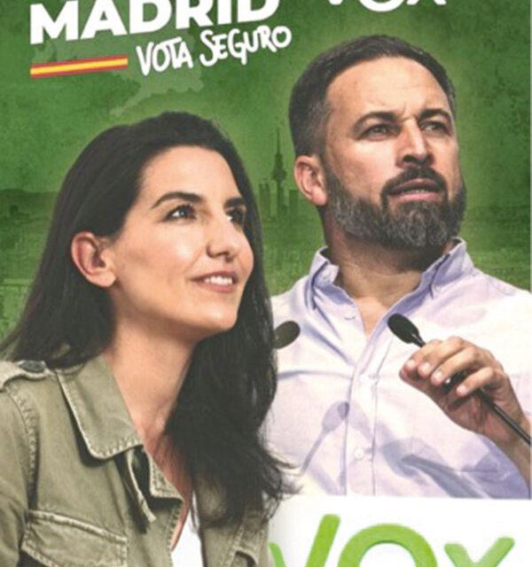 Elecciones 4 de Mayo: Los partidos políticos opinan: VOX