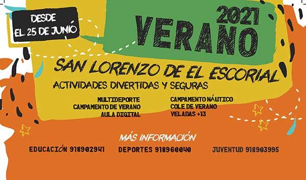 Campamentos, multideporte para niños y jóvenes de San Lorenzo