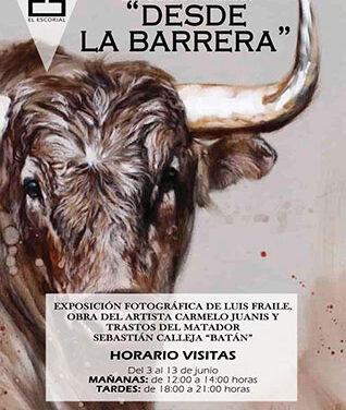 El Escorial celebra la I Semana Taurina y Gastronómica