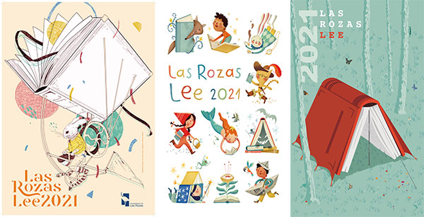 Minerva García es la ganadora del Concurso de lectura Las Rozas Lee 2021