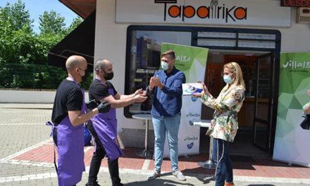 "El Restaurante ""Tapa Rika"" gana la Ruta de la Tapa 2021 de Collado Villalba"