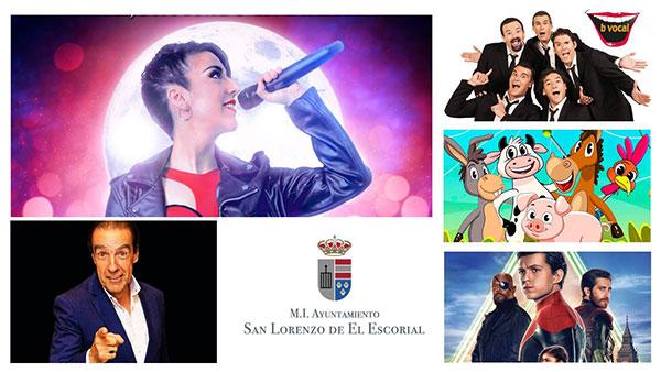 San Lorenzo de El Escorial: música y ocio para la familia