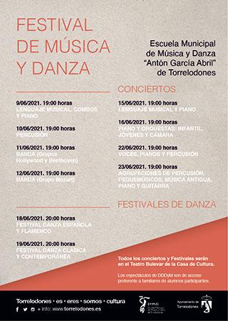 Escuela música y danza Torrelodones