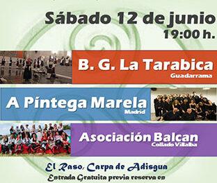 Guadarrama Folk Festival se celebra el próximo sábado