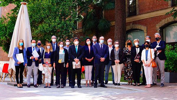 La Universidad Nebrija firma convenio de colaboración con siete municipios del noroeste
