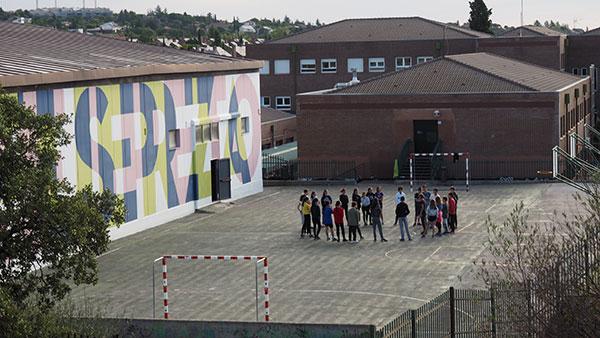 Los centros educativos públicos podrán utilizar las instalaciones deportivas de Torrelodones