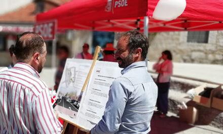 El PSOE saldrá a la calle para explicar los problemas de Torrelodones