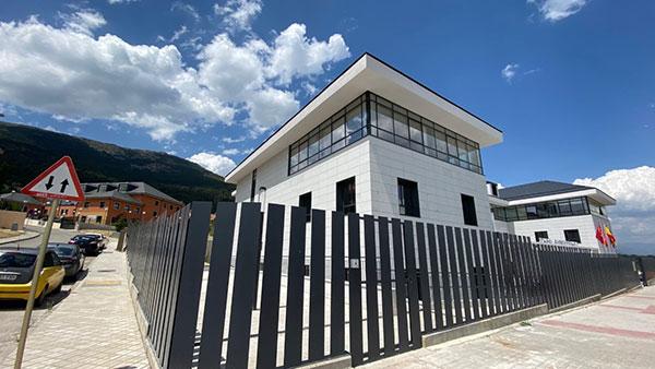 La nueva sede judicial de San Lorenzo comienza a prestar servicios