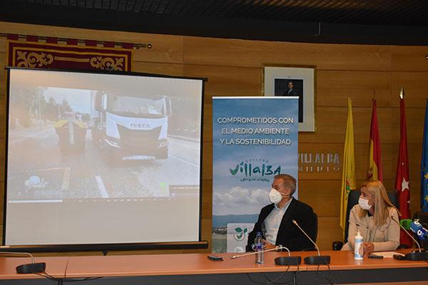 Collado Villalba implanta un sistema tecnológico de control en el servicio de limpieza