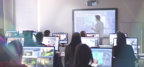 U-tad ofrece tres master classes en diseño digital, videojuegos y matemáticas