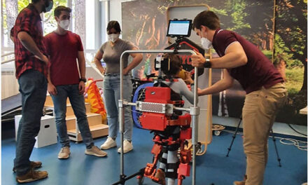 Un exoesqueleto para Jorge
