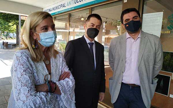 Collado Villalba estrena Oficina municipal antiocupación