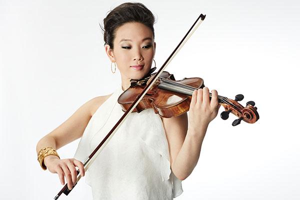 """""""Veranísimos"""" de Las Rozas propone una cita con la música de la violinista Maureen Choi"""