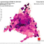Los contagios y la incidencia acumulada se duplican en Torrelodones y Majadahonda