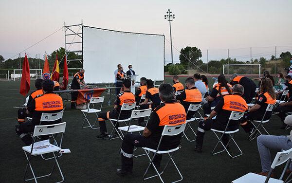 El Ayuntamiento de Guadarrama reconoce la labor de voluntarios y Protección civil en la pandemia
