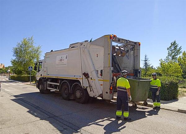 San Lorenzo aprueba mejoras en el servicio de limpieza viaria