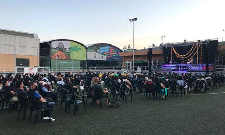 El Festival de Big Band´s inaugura la XVI edición de Galapajazz, con las entradas agotadas