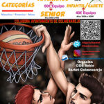 Baloncesto, abiertas las inscripciones para el Torneo 3×3 en Colmenarejo