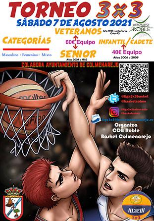 Torneo 3x3 Colmenarejo