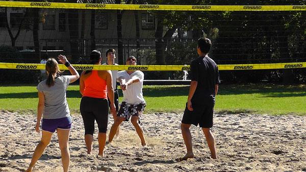Torneo Vóley Playa Gurugú en Guadarrama