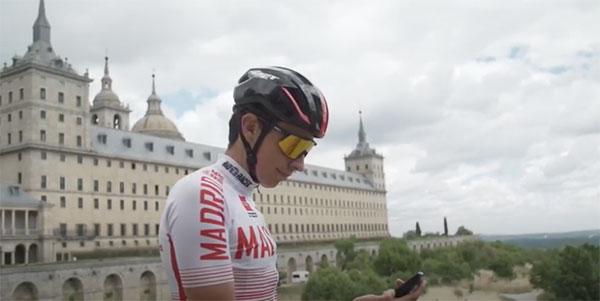 La Vuelta ciclista a la Comunidad finalizará en San Lorenzo