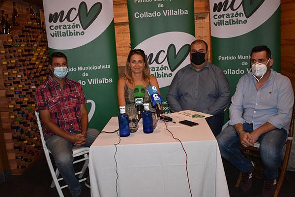 El Grupo Municipal MCV Corazón Villalbino propone actualizar la ordenanza de terrazas