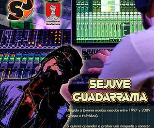 El Sejuve de Guadarrama inicia un taller de producción musical