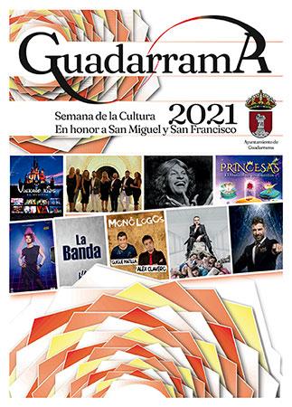 José Mercé Semana cultural Guadarrama