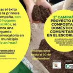 El Escorial inicia una nueva campaña de compostaje doméstico y comunitario