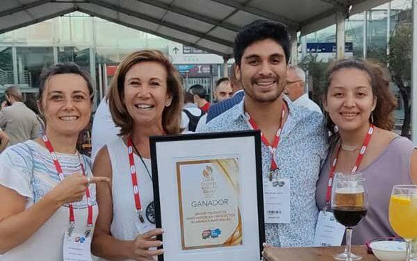 La empresa majariega No+Plastic Waste gana el premio al mejor producto innovador