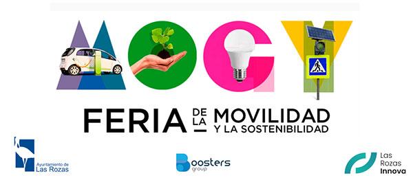 El stand de Las Rozas en la Feria MOGY acogerá actividades y debates para el público