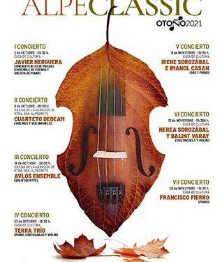 Festival de música clásica en Alpedrete, Alpeclassic