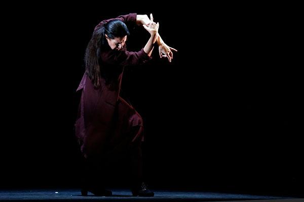 flamenco María Pagés El Escorial