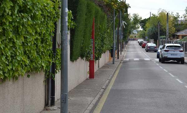 Unidas por Las Rozas reivindica la mejora de movilidad peatonal en Las Matas