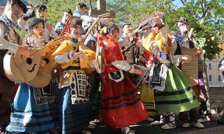 Las calles de San Lorenzo se engalanan con los concursos de Rincones romeros