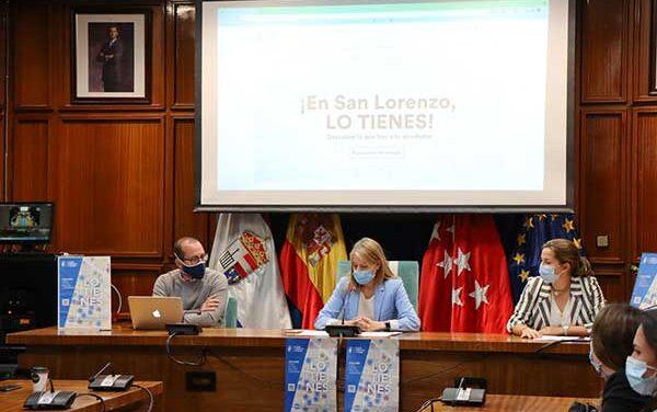 San Lorenzo pone en marcha un directorio comercial para ofrecer un canal de venta online